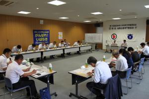 『総務・企画専門委員会の写真2』の画像