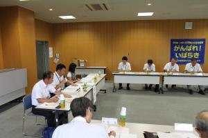 『総務・企画専門委員会の写真4』の画像
