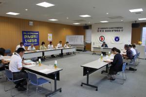 『宿泊・衛生専門委員会の写真2』の画像