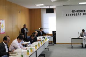 『第2回常任委員会の写真3』の画像