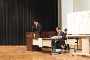 『第3回総会の写真2』の画像