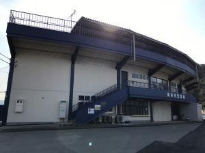 『高萩市民球場』の画像