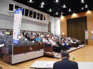 『実行委員会第1回総会写真3』の画像