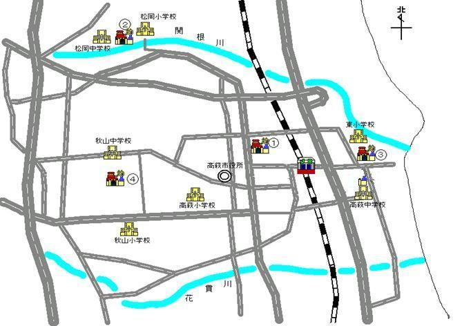 『幼稚園マップ』の画像