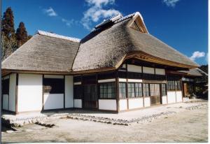 穂積家住宅(外観2)