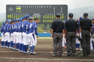 『国体・軟式野球1』の画像