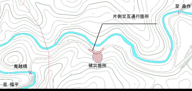 市道105号線MAP