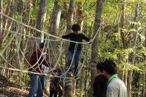 親子キャンプ4