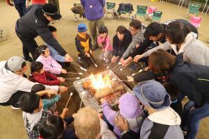 『親子キャンプ16』の画像