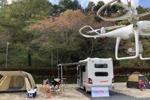 『高萩ユーフィールド(ドローンキャンプ)』の画像