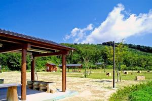 『けやき平キャンプ場1』の画像
