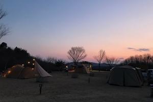 『けやき平キャンプ場2』の画像